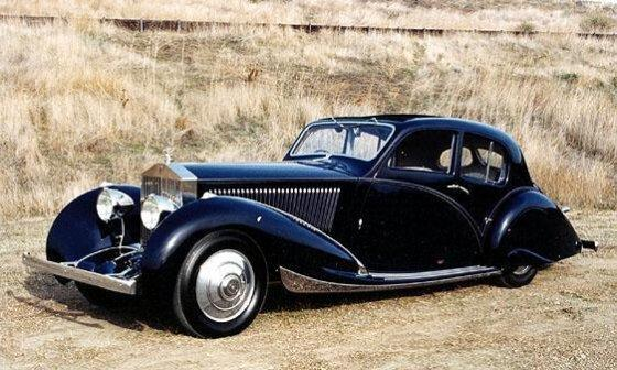 1932 Rolls-Royce Phantom II Car Picture